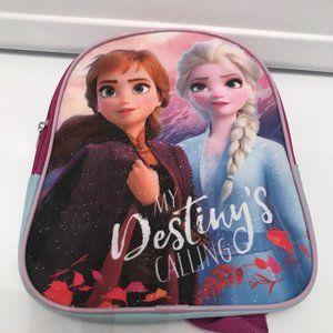 Disney Frozen II My Destinys Calling Mini Backpack